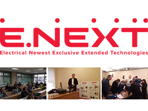 E.NEXT product seminars in Lithuania
